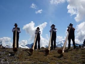 33 Alpenhornists