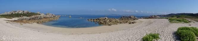 6 Beach near Os Campos