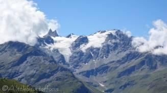 8 Aiguilles Rouges and glacier