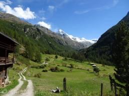 16 Ferpècle valley