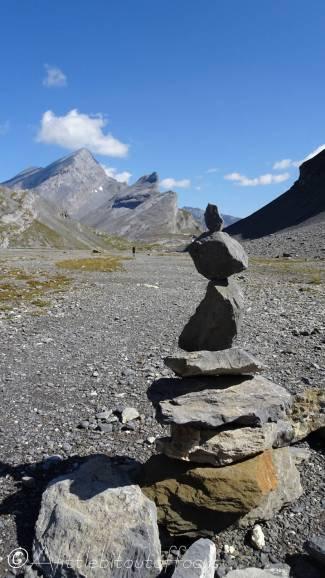 17 Stone stack
