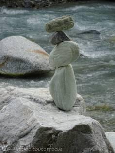 22 Stone stack