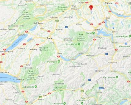 10 Location Map