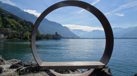 11 Circle bench