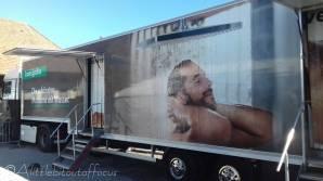 6 Shower truck