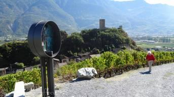 8 On the Farinet Trail, Saillon