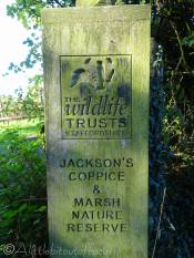 1 Nature Reserve sign