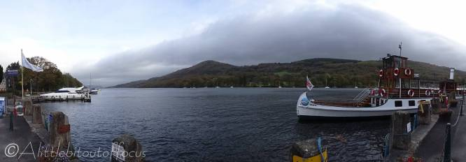 1 Windermere and the MV Tern