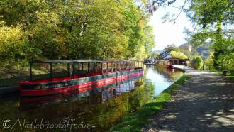 13 Canal boat