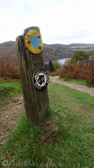 17 Ullswater Way sign
