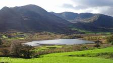 22 Little Langdale Tarn