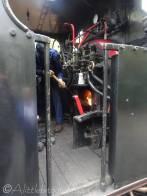 24 Stoking the boiler
