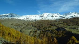 5 Snowy ridge