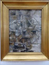 11 Georges Braque - Still Life with Dice