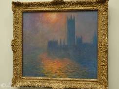 15 Claude Monet - Houses of Parliament at Sunset