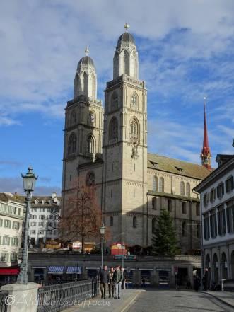 8 Grossmunster church