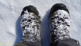 23 snowy boots