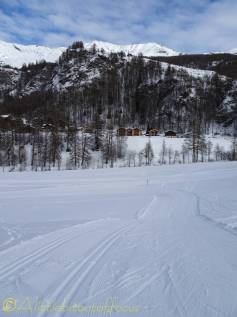 6 cross country ski piste