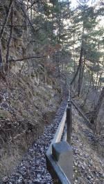 12 Fenced path