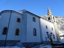 14 Evolène church