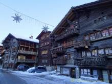 15 Old chalets