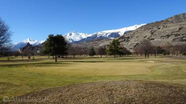 19 Sion golf course
