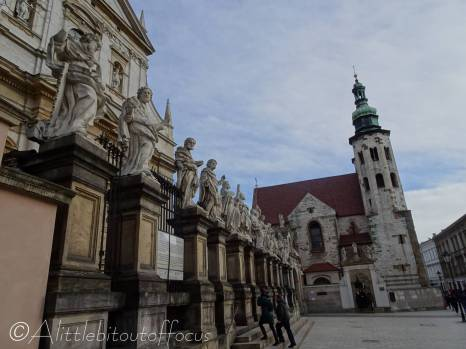 10 Church of Saints Peter and Paul (with 12 apostle statues)