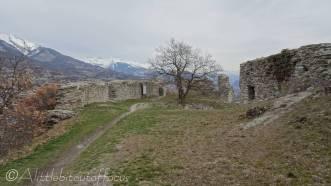 10 Inside the Chateau ruins II