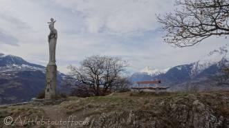 11 Statue of Notre-Dame de Montorge