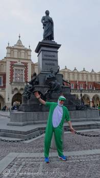 11 Yoshi in the main market square