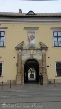 28 Papal Window