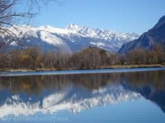 3 Distant mountains