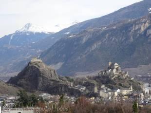 30 Chateau de Tourbillon and Basilique de Valère