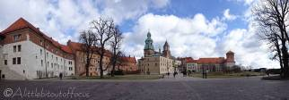 6 Inside of Wawel Castle