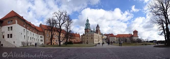 6 Inside of Wawel Castle