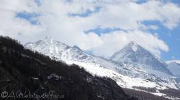 9 Couronne de Breona and Dent Blanche