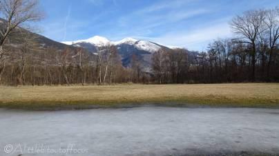 9 Distant mountains
