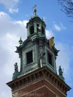 9 Wawel Cathedral Tower