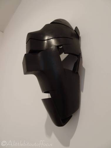 A4 (Moby Dick) Mask, Section