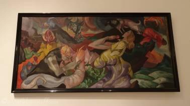 B5 The Temptation of St Anthony II - Stanislaw Ignacy Witkiewicz