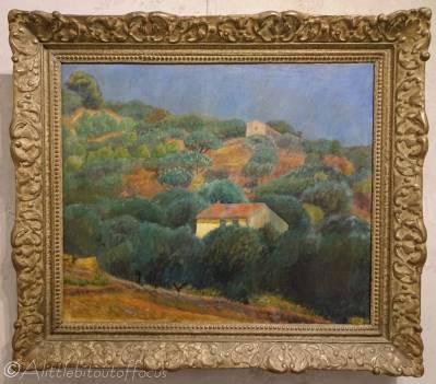 C2 Landscape from La Ciotat - Jan Cybis