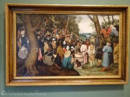 D3 Sermon of St John the Baptist - Pieter Brueghel