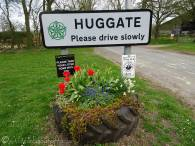 15 Village sign