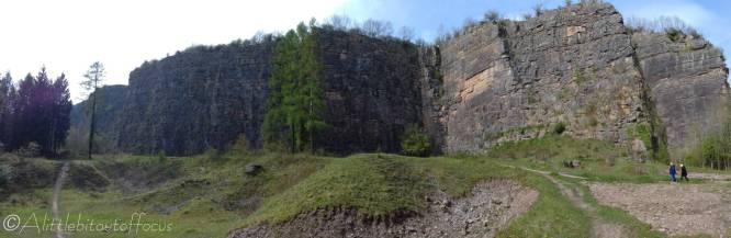 3 English Quarry panorama