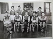 4 Hessle CofE football team (aged 9)