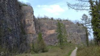 5 Rock walls