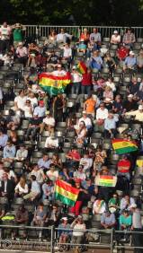 13 Bolivian supporters