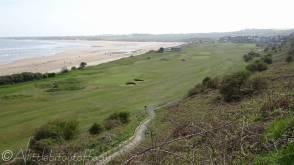 15 Almouth Village golf course