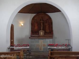 15 Inside the chapel