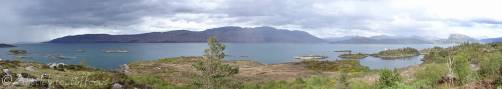 17 Panorama from An Fhrith Aird